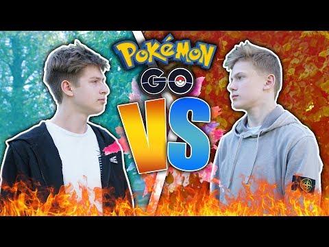 Puuki VS Kleiner Bruder - Pokemon Go Challenge