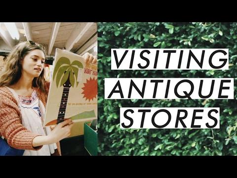 Old Town Orange VLOG | Hunting for records