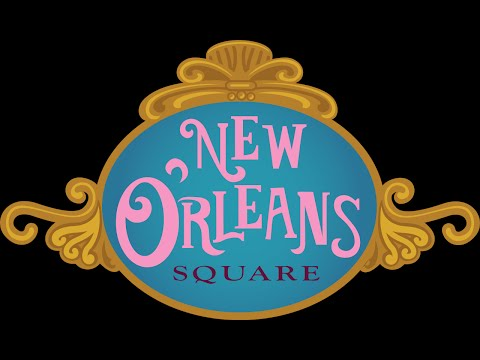 Disneyland's New Orleans Square Music Loop - DisneyAvenue.com