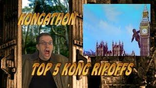 Top 5 King Kong Ripoffs - Cinemassacre's Kongathon
