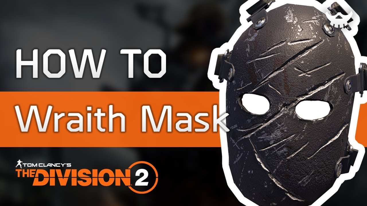 The Division 2 Masks Guide - All 12 Hunter Mask Locations