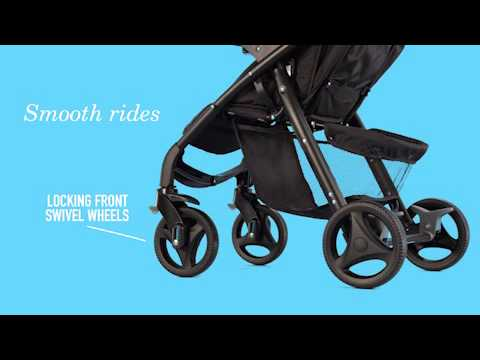Graco Verb Click Connect Stroller Youtube