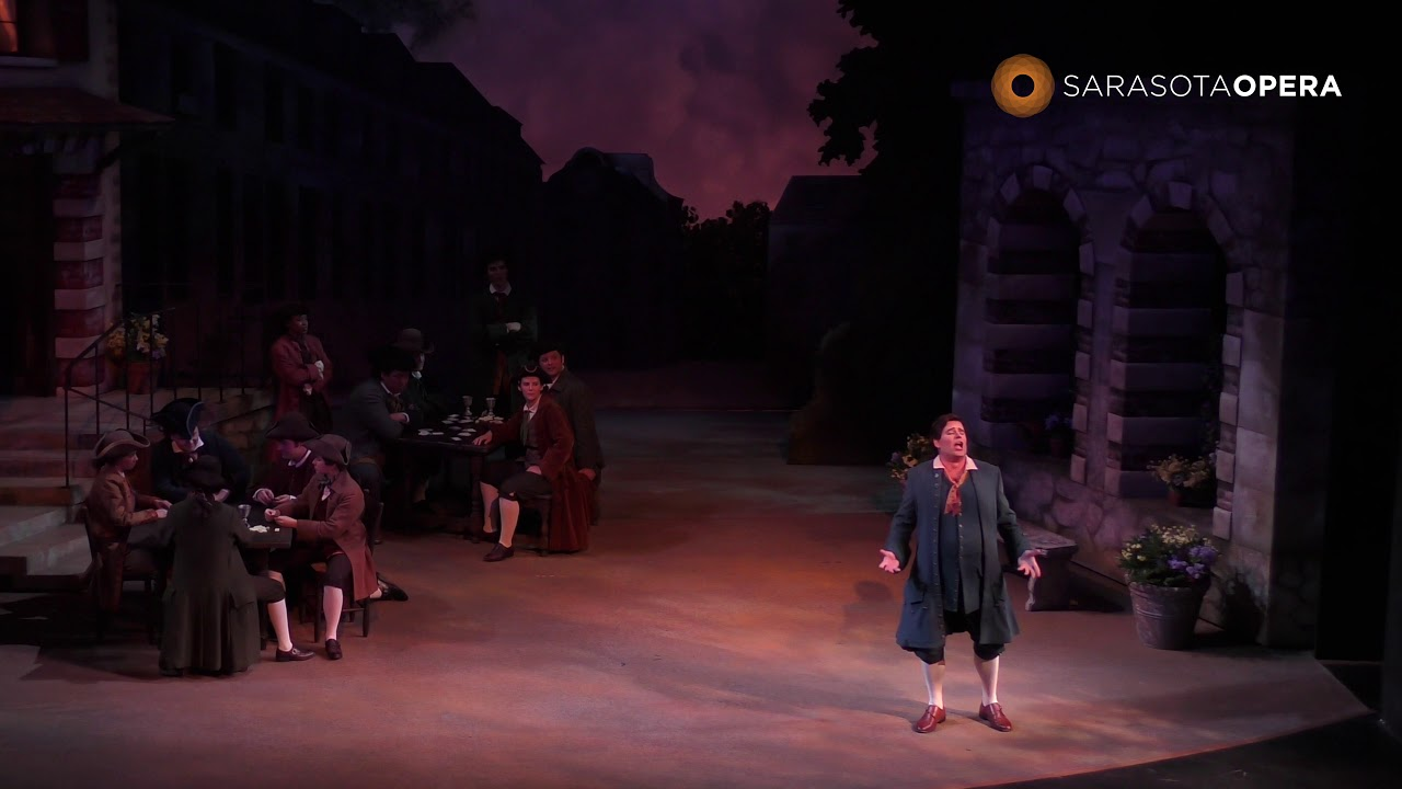 """""""Donna non vidi mai"""" from Puccini's Manon Lescaut"""