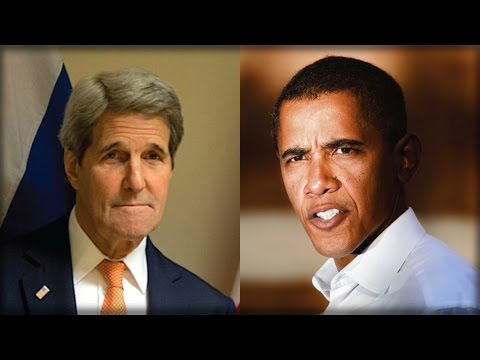 BREAKING: JOHN KERRY THROWS OBAMA UNDER THE BUS! LOOK WHAT HE DID TODAY