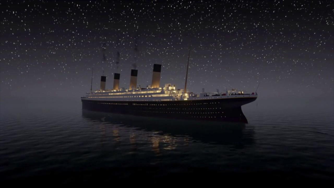 Titanic En Tiempo Real 2h40min Youtube