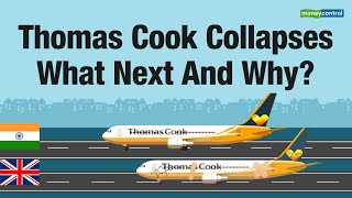 Thomas Cook collapses   What next and why?
