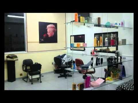 Salão de Beleza, instalação de espelhos e prateleiras, Gilberto ...