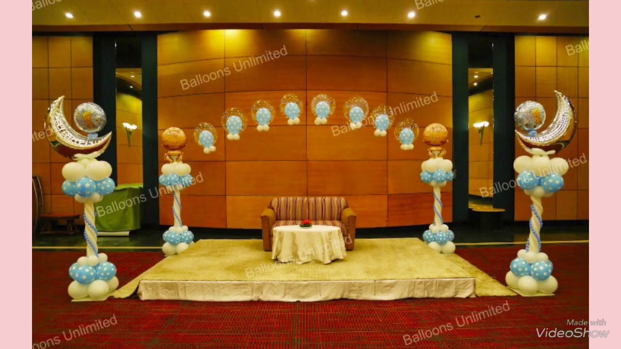 Birthday Party Stage Decoration Ideas 2019 You