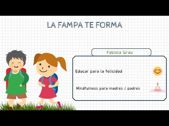 Formació FAMPA: Fabiola Grau (psicòloga)