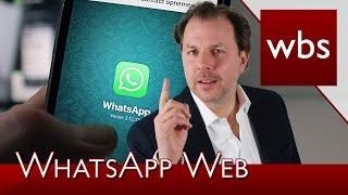 Einige von euch kennen sicher die browserfunktion whatsapp. doch seid ihr auch der gefahren bewusst? was alles passieren kann erklären wir in diesem...