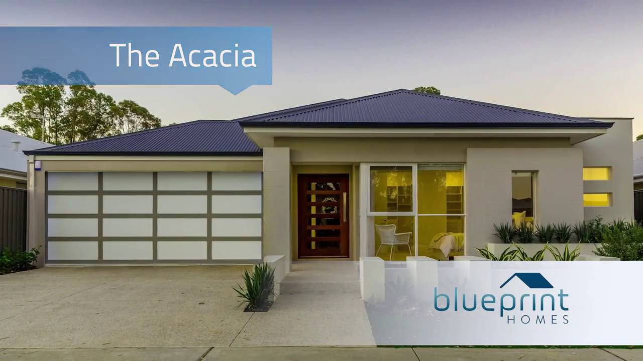 Blueprint homes the acacia display home perth youtube malvernweather Choice Image