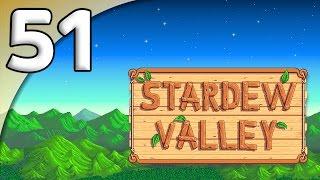 Stardew Valley - 51. Space Dwarves - Let's Play Stardew Valley Gameplay