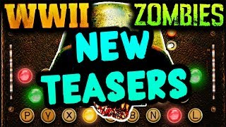 NEW ZOMBIES TEASERS WEBSITE UPDATE HAS NEW IMAGES & SOUND SECRETS!!