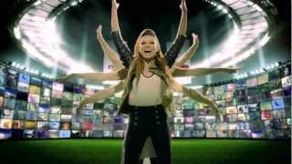 Ruslana - Давай, Грай! (Ого! Ого!) (Ukrainian Version) (Official Video) (HD)