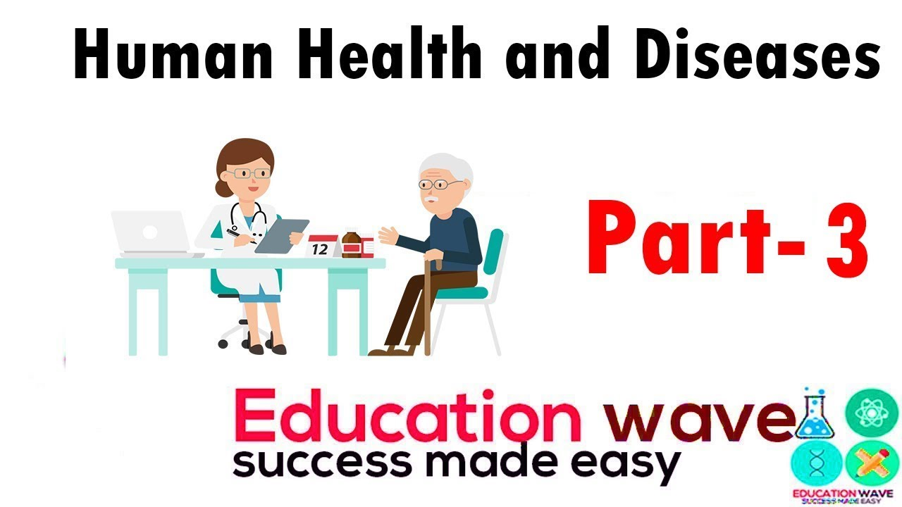 Biology Human Health and Disease Class 12 | PREVENTION AND CONTROL OF DISEASES | In Hindi Part 3