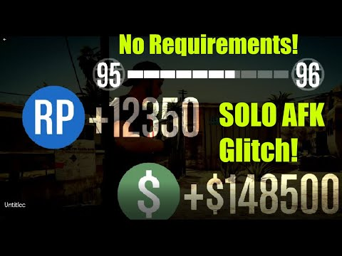 *SOLO & NEW* A SOLO AFK SURVIVAL MISSION 16 JOBS ADDED ($20,000,000 EASY) IN GTA 5 ONLINE PATCH 1.50