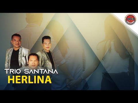 Trio Santana - Herlina (Official Lyric Video)