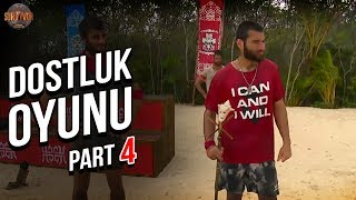 Dostluk Oyunu 4. Part   35. Bölüm   Survivor Türkiye - Yunanistan