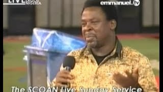 SCOAN 23 Mar 2014: Powerful Prophecy Time & Words Of Wisdom, Prayer, Deliverance, Emmanuel TV