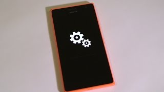 Сброс настроек Windows Phone 8.1 (Lumia)