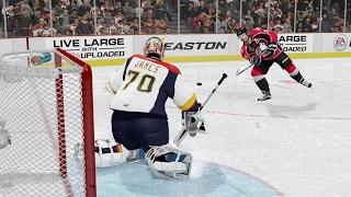 NHL 17 - Goalie Be a Pro #1 - NHL DRAFT