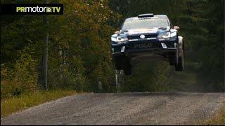 Material Completo! Volkswagen Polo R WRC vs. KAMAZ truck jump! en PRMotor TV Channel