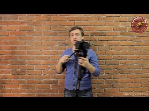 Монопод | Основы использования | How to use monopod