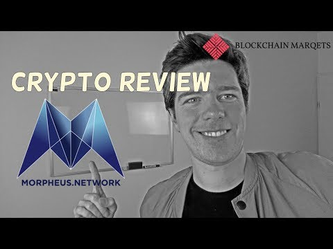 Morpheus Network - Decentralized Global Trade Blockchain Platform -  Review