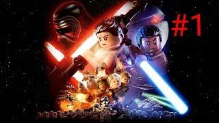 НАПАДЕНИЕ НА ДЖАККУ- Прохождение игры LEGO Star Wars: The Force Awakens на андроид #1