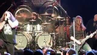 Randy Rhoads Remembered - Kiko Loureiro, Dewey Bragg, Phil Soussan and Brian Tichy 2015