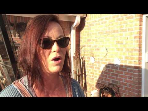 Kathy Pappas Talks About Foundation Damage To Home From Nyrstar Mines