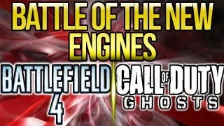 "BF4 & Cod Ghosts: ""Battle of the New Engines"" (BF3 Azadi Palace Aftermath Gameplay)"