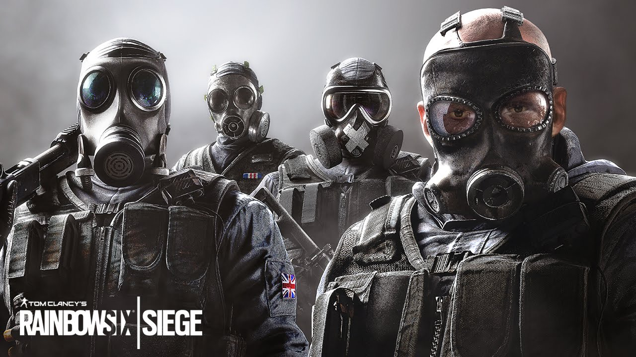 Tom Clancy's Rainbow Six Siege August 2016