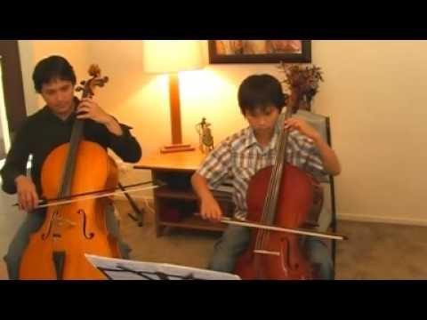 Katakataka for Cello Duet