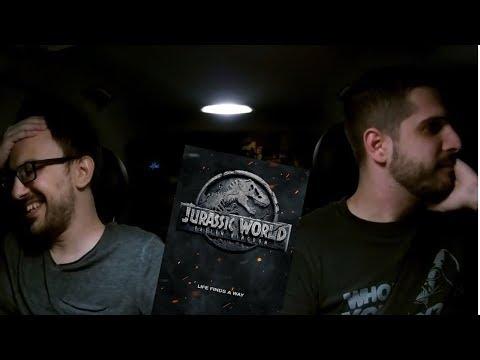 SPOILER CAR: Jurassic World: Fallen Kingdom