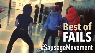 Sausage Rap FAILS COMPILATION #1 - Sausage Movement gone WRONG
