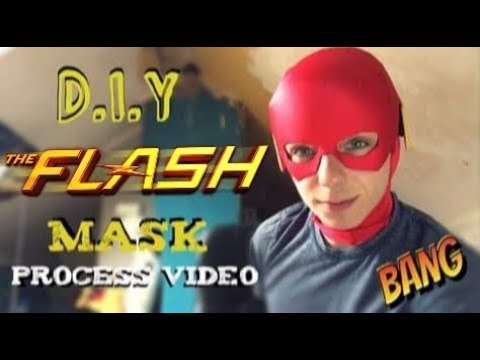 How to Make A Flash Mask V.2 | Process Video |
