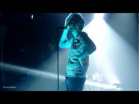 Christophe Willem - Berlin @ Kabaret - Tinqueux (Reims) - 16.03.13