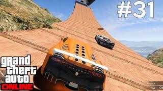 GTA V Online - Uçmalı Yarışlar - Bölüm 31
