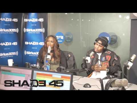 Dj Kayslay interviews AZ on Shade45 StreetSweeper Radio 4/5/17