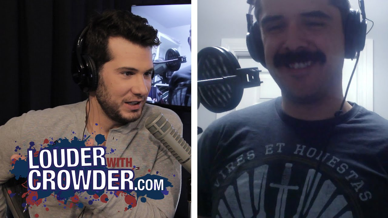 How to Be a Man With Art of Manliness || Louder With Crowder