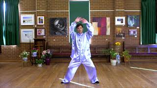 Ba Duan Jin Qi Gong Step By Step Instructions (Section 5)