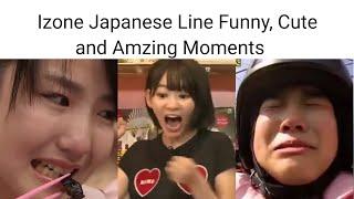 IZONE CUTE, FUNNY, AND AMAZING MOMENTS (JAPANESE LINE)