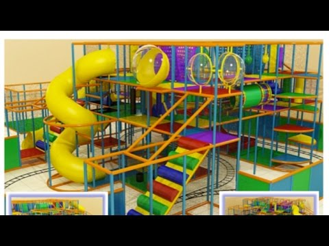 Thumbnail: Giant Bounce House and indoor kids gymnastics at a toystory buzz lightyear birthday party!