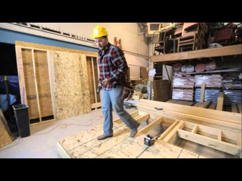 Floor Framing Part 10: Floor Sheathing