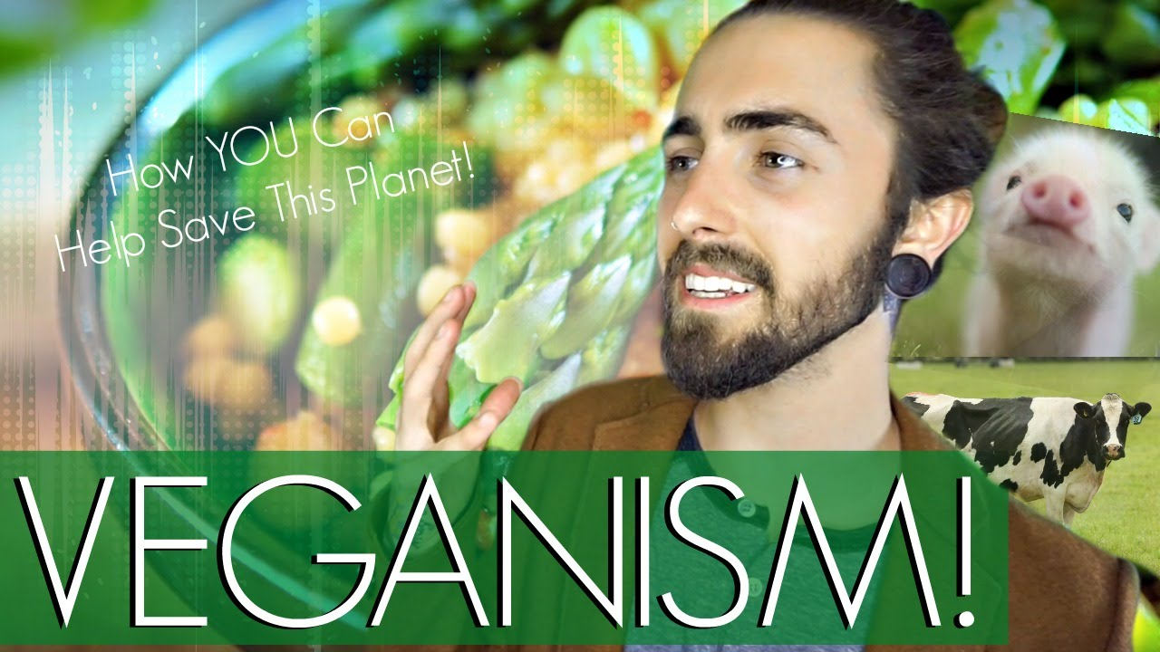 Veganism! (What it is & How to Help Save This Planet)