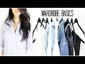 CLOSET ESSENTIALS | Build Your Wardrobe With Basics