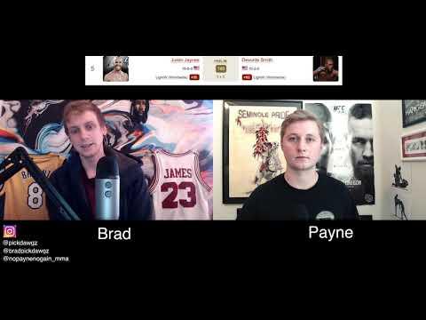 Justin Jaynes vs Devonte Smith UFC Vegas 18 MMA Picks, Odds and Predictions, UFC Vegas 18