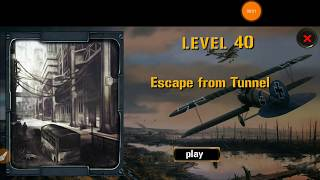 Expedition For Survival Level 40 ESCAPE FROM TUNNEL Walkthrough Game Guide HFG ENA