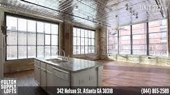 Fulton Supply Lofts - 342 Nelson Street, Atlanta, GA 30318